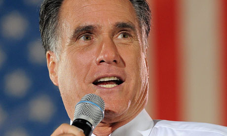Mitt Romney Presidential Candidate USA
