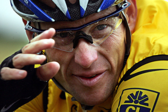 Armstrong Admits Doping, and Says He Will Testify