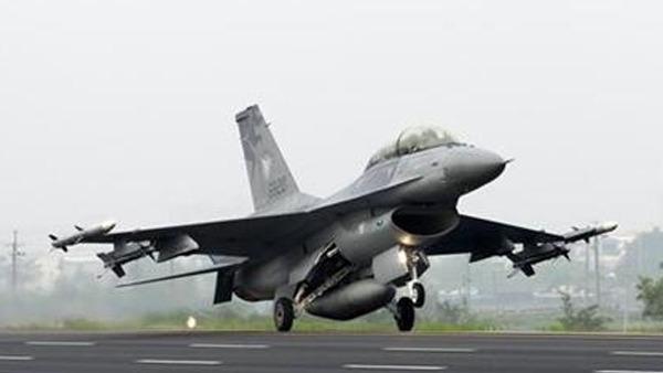 USA F16