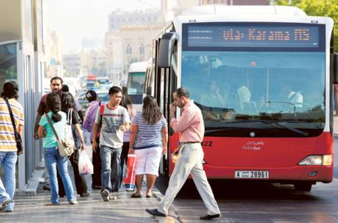 New Bus Timings And Routes Unveiled In Dubai Al Rasub