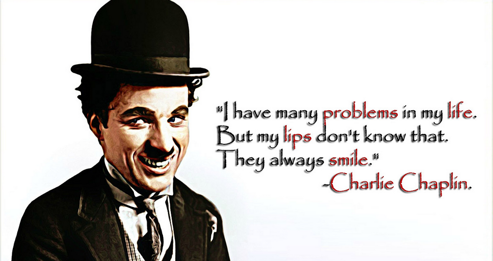 Charlie Chaplin book Footlights