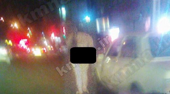 Woman in red underwear on Tehran streets sparks frenzy in Iran