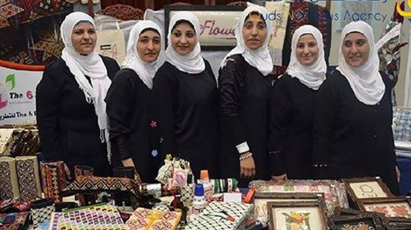 Palestinian sisters turn traditional art into income