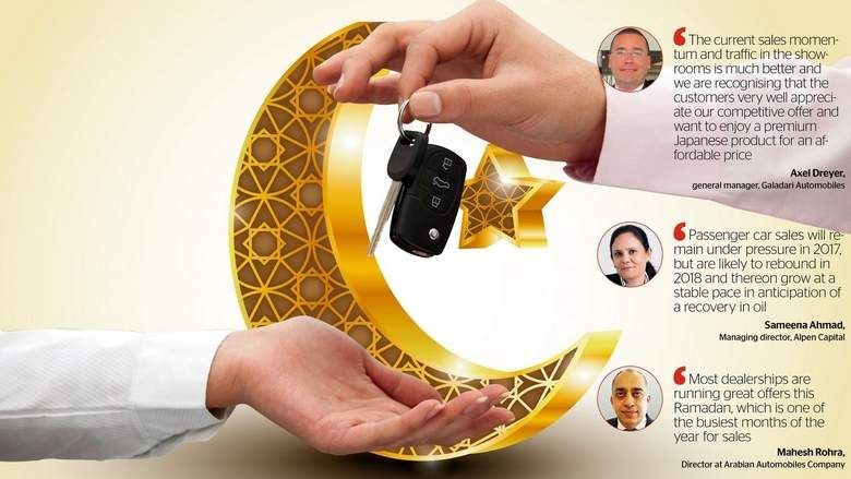 Ramadan deals on cars
