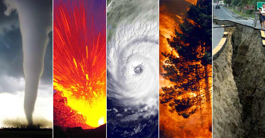Technology That Help With Natural Disaster