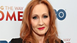 JK Rowling's Idea for Kids in Lockdown Starts Today